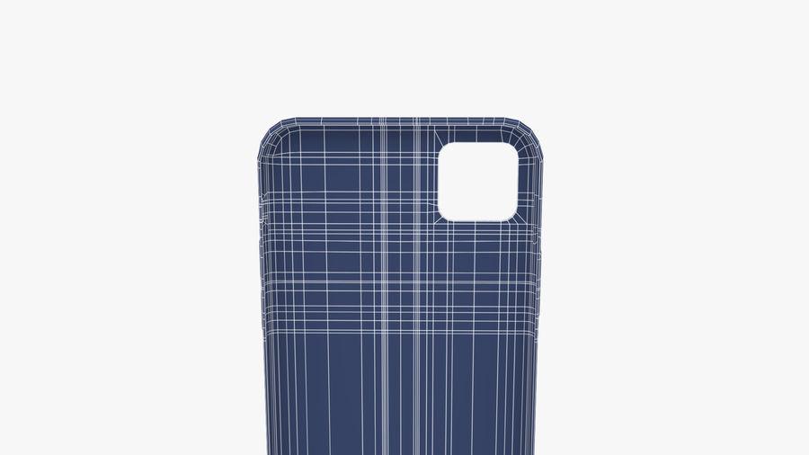 Custodia per iPhone 11 royalty-free 3d model - Preview no. 15