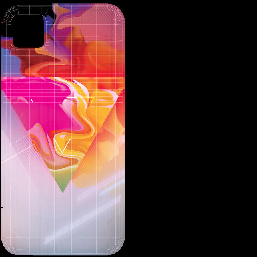 Custodia per iPhone 11 royalty-free 3d model - Preview no. 19