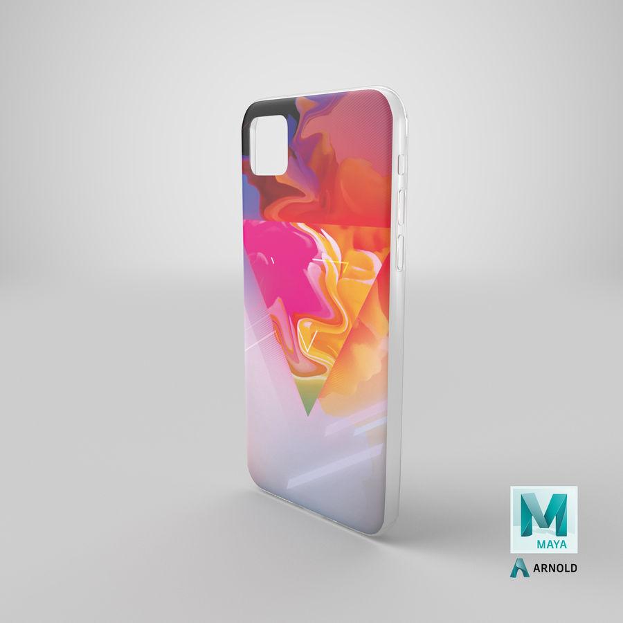 Custodia per iPhone 11 royalty-free 3d model - Preview no. 27