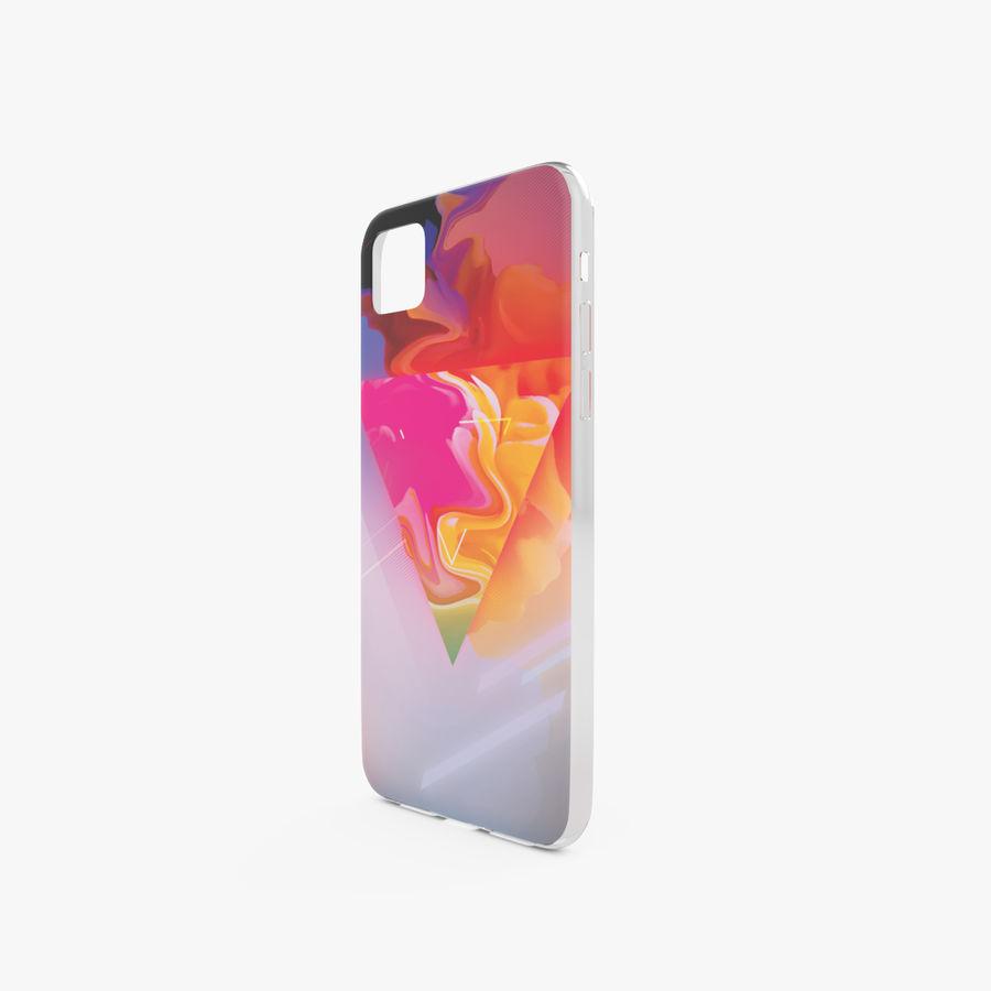 Custodia per iPhone 11 royalty-free 3d model - Preview no. 1