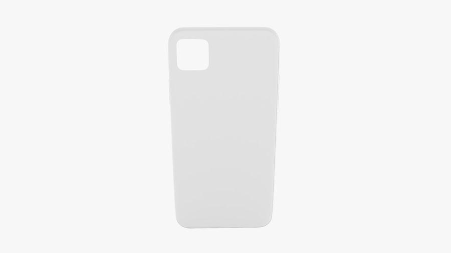 Custodia per iPhone 11 royalty-free 3d model - Preview no. 11