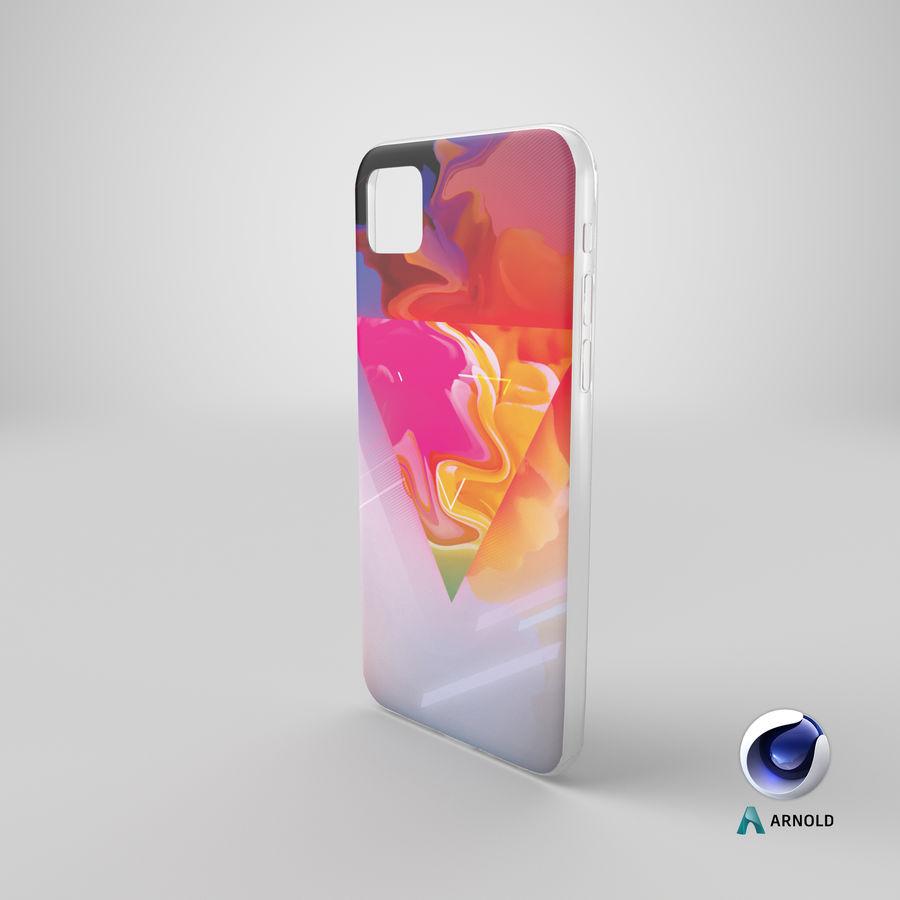 Custodia per iPhone 11 royalty-free 3d model - Preview no. 21
