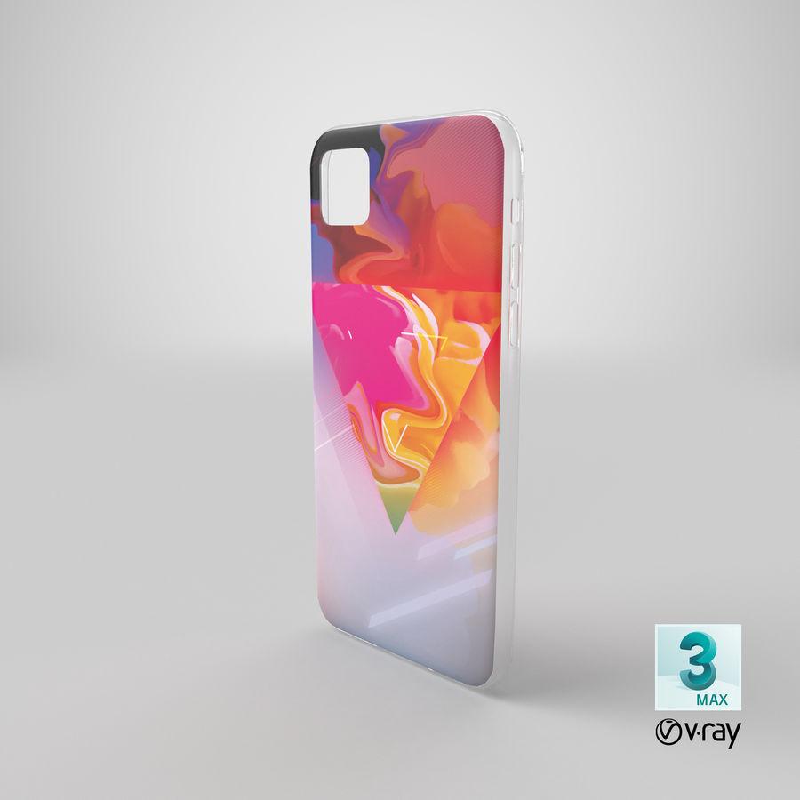 Custodia per iPhone 11 royalty-free 3d model - Preview no. 26