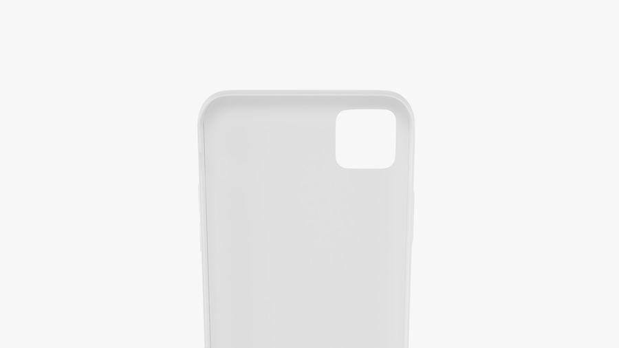 Custodia per iPhone 11 royalty-free 3d model - Preview no. 9