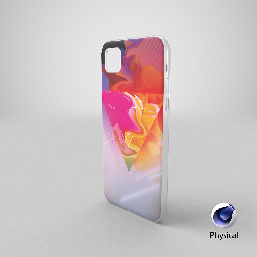 Custodia per iPhone 11 royalty-free 3d model - Preview no. 20