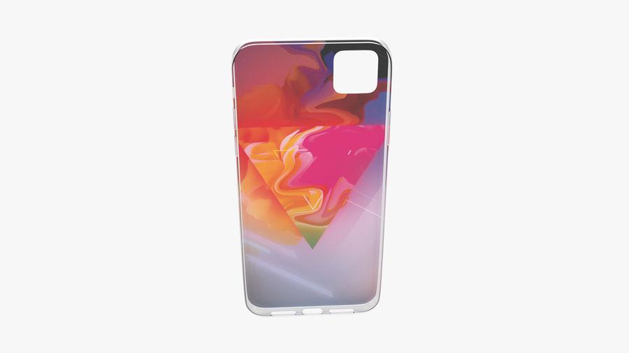 Custodia per iPhone 11 royalty-free 3d model - Preview no. 8