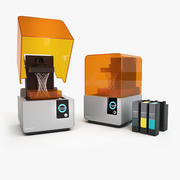 3D Drucker Formlabs 2 3d model