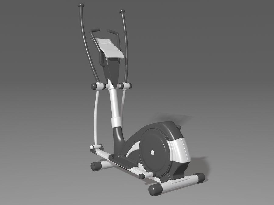 体操器材收藏 royalty-free 3d model - Preview no. 3