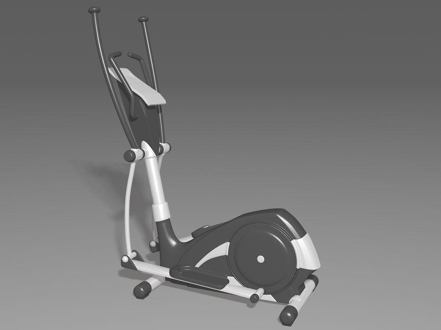 体操器材收藏 royalty-free 3d model - Preview no. 2