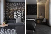 Современная квартира для одиноких людей 3d model