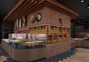 Boulangerie à la turque 3d model