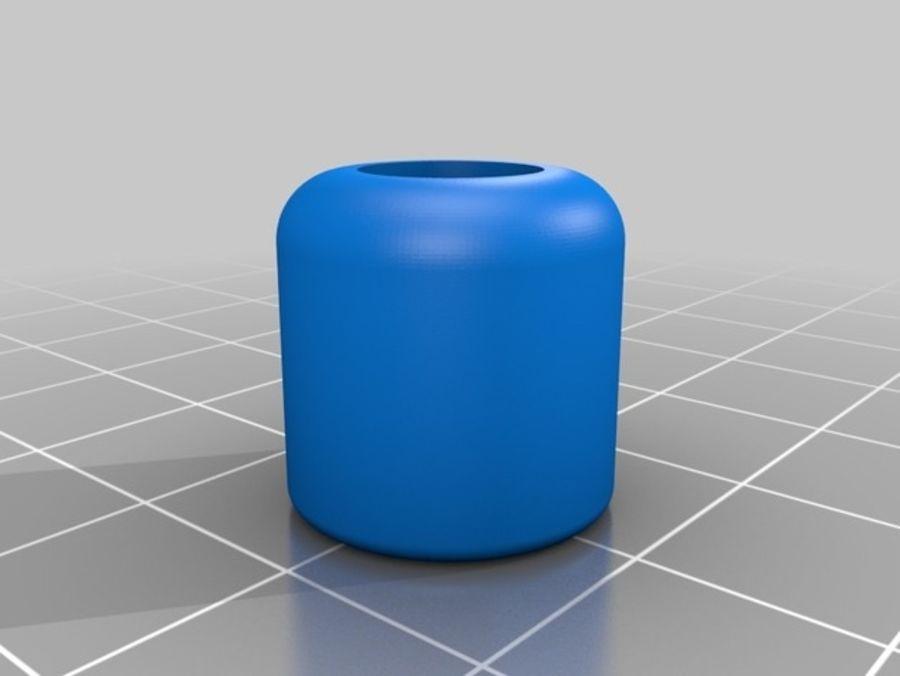 Ostrzarka DRUKARKA 3D royalty-free 3d model - Preview no. 15