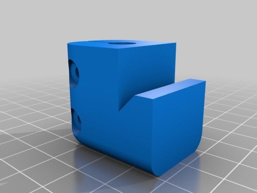 Ostrzarka DRUKARKA 3D royalty-free 3d model - Preview no. 18