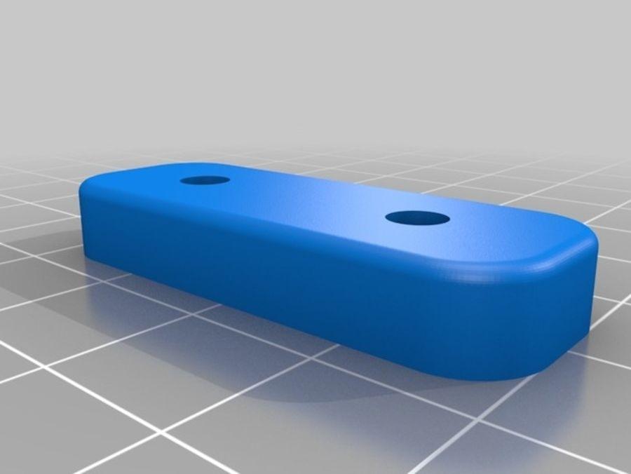 Ostrzarka DRUKARKA 3D royalty-free 3d model - Preview no. 22