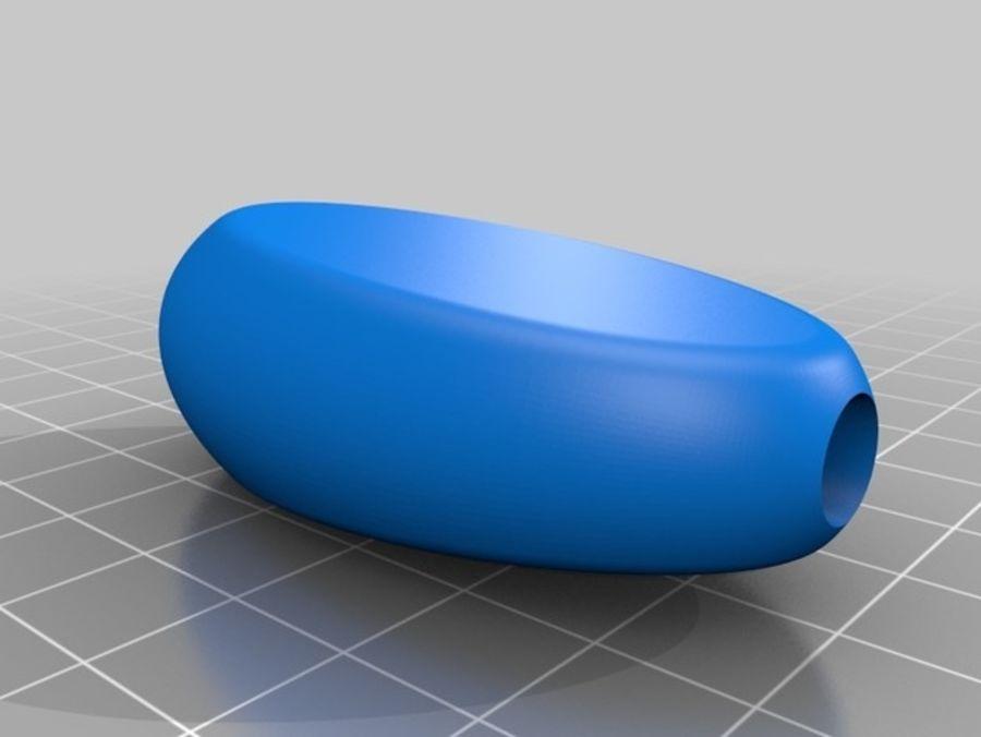 Ostrzarka DRUKARKA 3D royalty-free 3d model - Preview no. 17