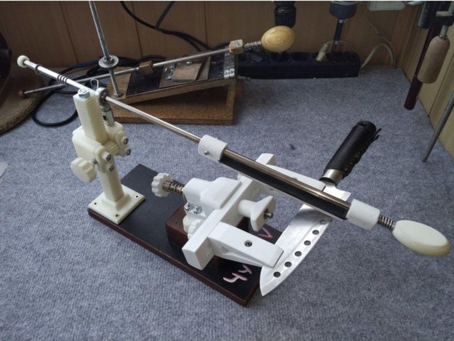 Ostrzarka DRUKARKA 3D royalty-free 3d model - Preview no. 1