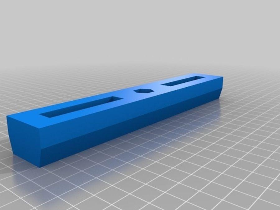 Ostrzarka DRUKARKA 3D royalty-free 3d model - Preview no. 4