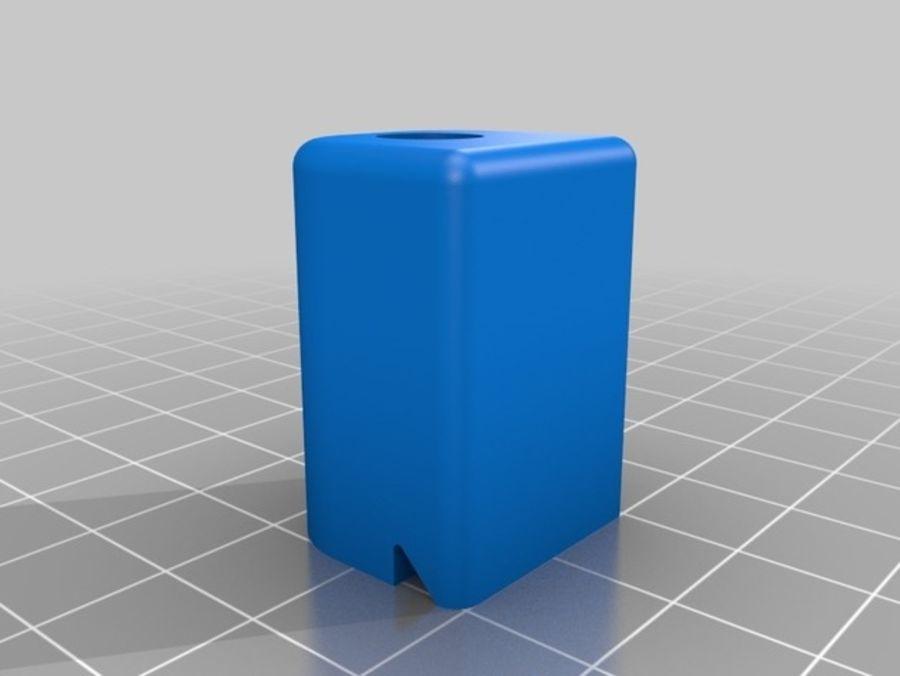 Ostrzarka DRUKARKA 3D royalty-free 3d model - Preview no. 25