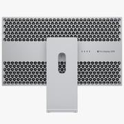 Apple Pro Display XDR Mac 2019 3d model