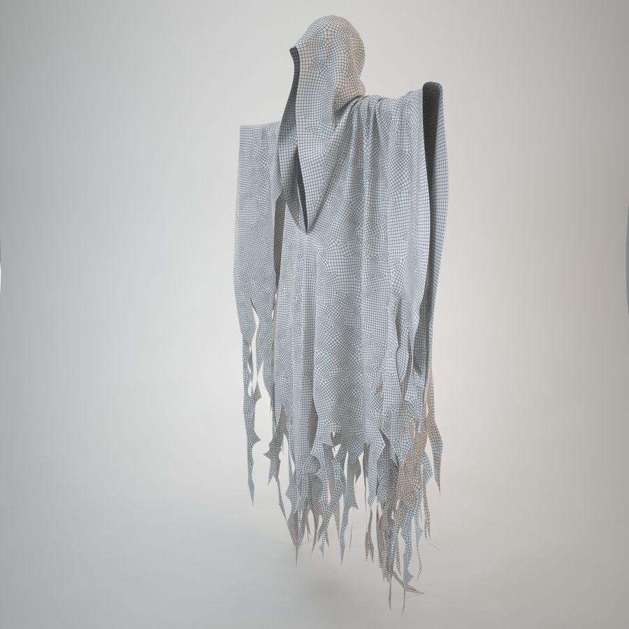 Cape fantôme royalty-free 3d model - Preview no. 20