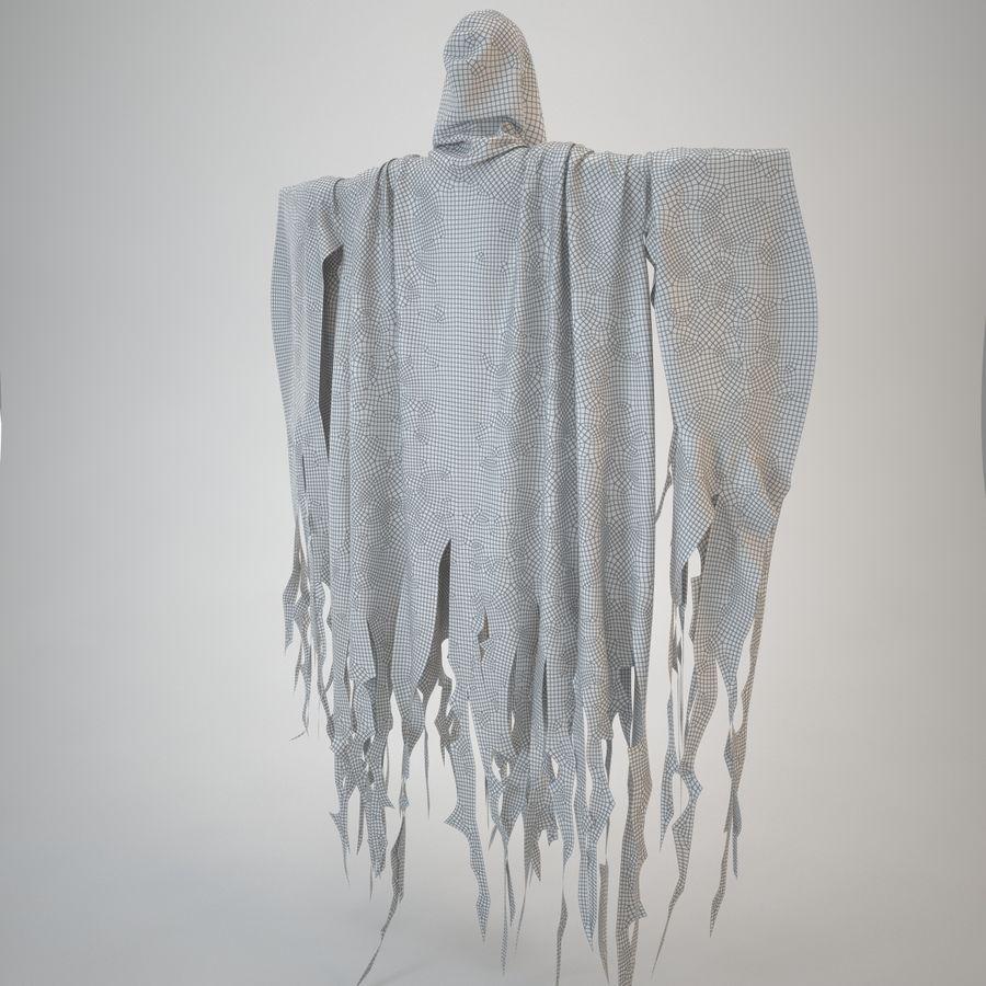 Cape fantôme royalty-free 3d model - Preview no. 17