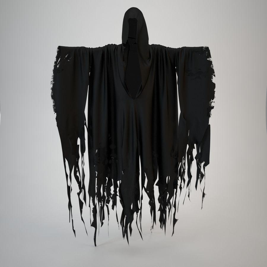 Cape fantôme royalty-free 3d model - Preview no. 6