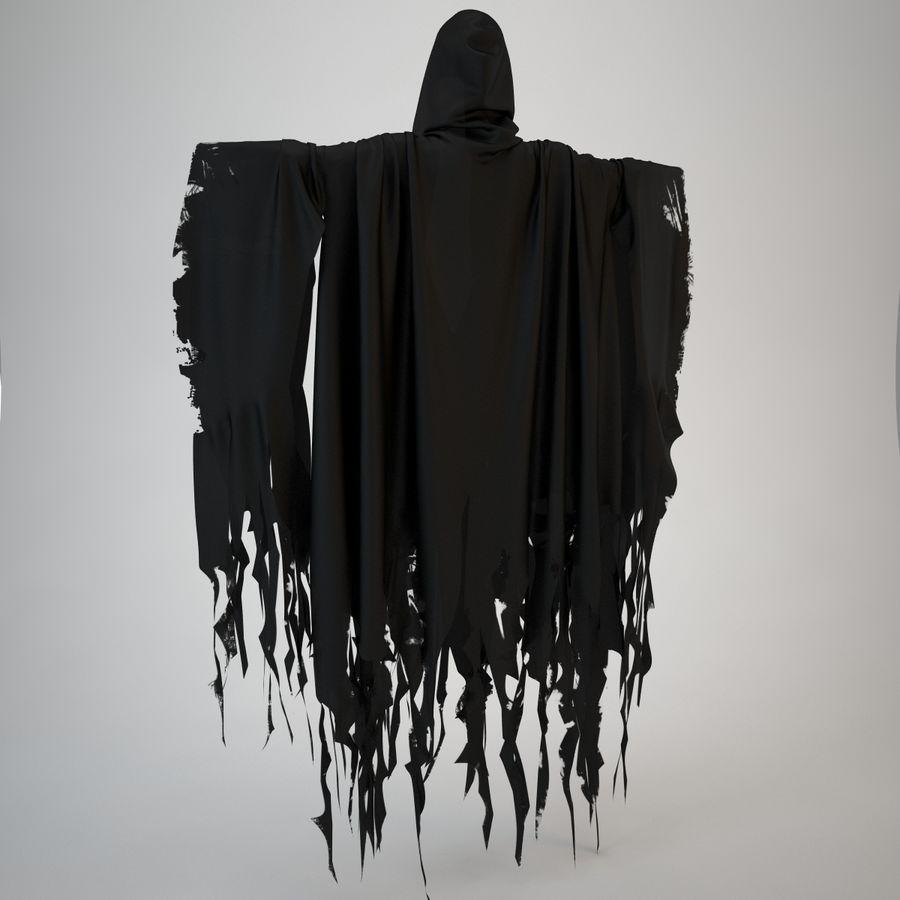 Cape fantôme royalty-free 3d model - Preview no. 10