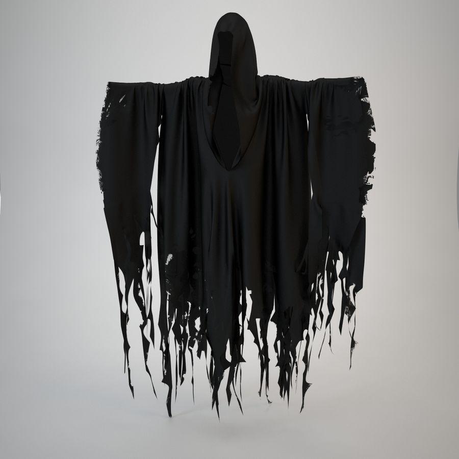 Cape fantôme royalty-free 3d model - Preview no. 13
