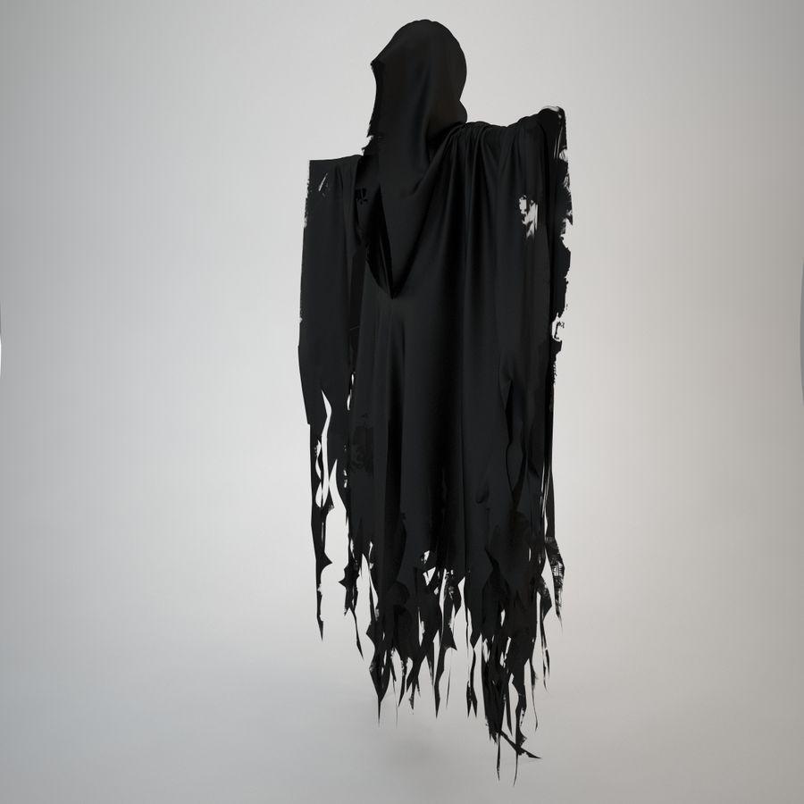 Cape fantôme royalty-free 3d model - Preview no. 12