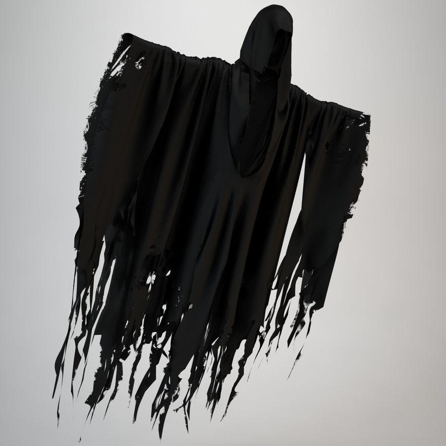 Cape fantôme royalty-free 3d model - Preview no. 4