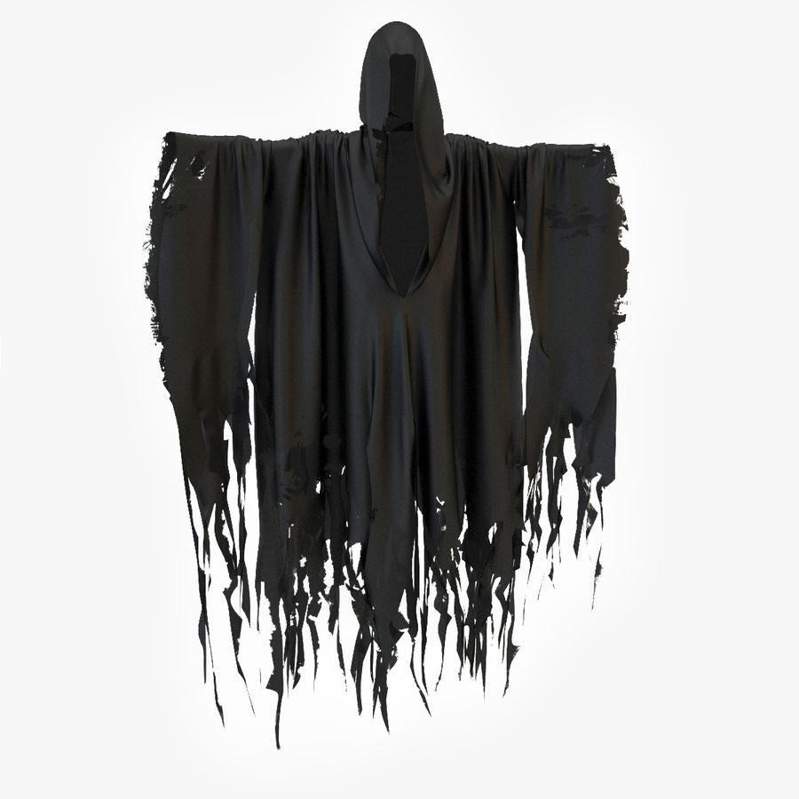 Cape fantôme royalty-free 3d model - Preview no. 2