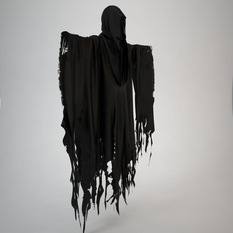 Cape fantôme royalty-free 3d model - Preview no. 7