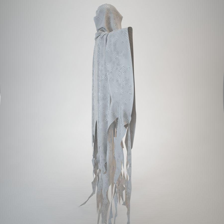 Cape fantôme royalty-free 3d model - Preview no. 16