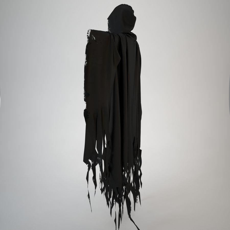 Cape fantôme royalty-free 3d model - Preview no. 11