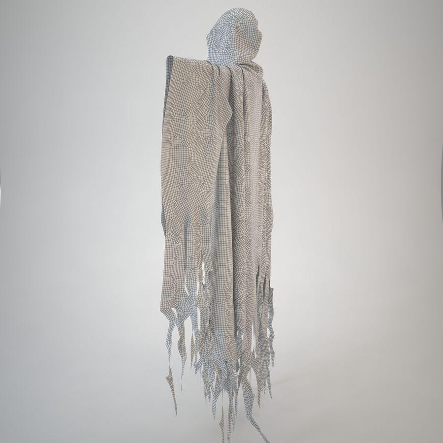 Cape fantôme royalty-free 3d model - Preview no. 19