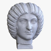 Julia Domna Head 3d model