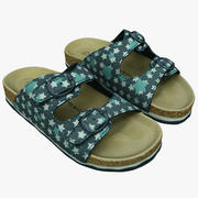 Shoes 14 Slippers 3d model