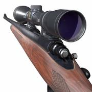 Remington Model 700 3d model