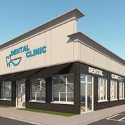 Dental Clinic 3d model