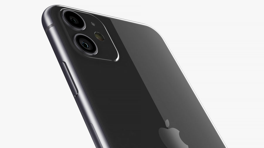 iPhone 11 Pro e iPhone 11 Pro Max e iPhone 11 royalty-free 3d model - Preview no. 50
