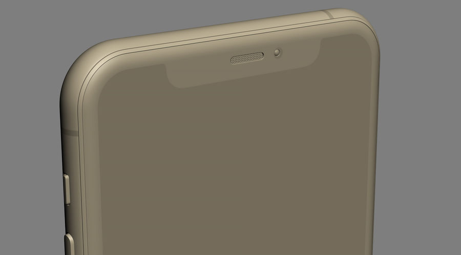 iPhone 11 Pro e iPhone 11 Pro Max e iPhone 11 royalty-free 3d model - Preview no. 44