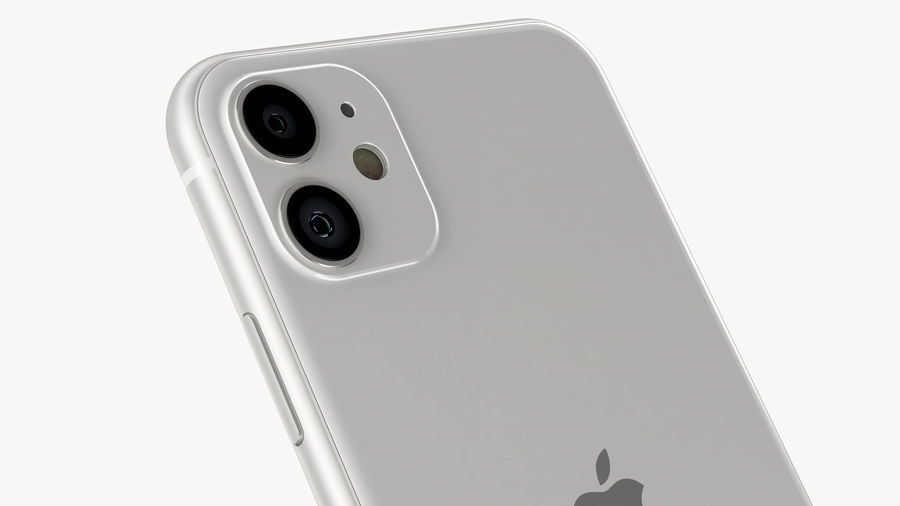 iPhone 11 Pro e iPhone 11 Pro Max e iPhone 11 royalty-free 3d model - Preview no. 51
