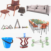 Household Goods 3d model
