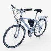 KTM城市自行车 3d model