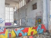 fábrica abandonada 3d model