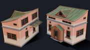 House of Colour E 3d model