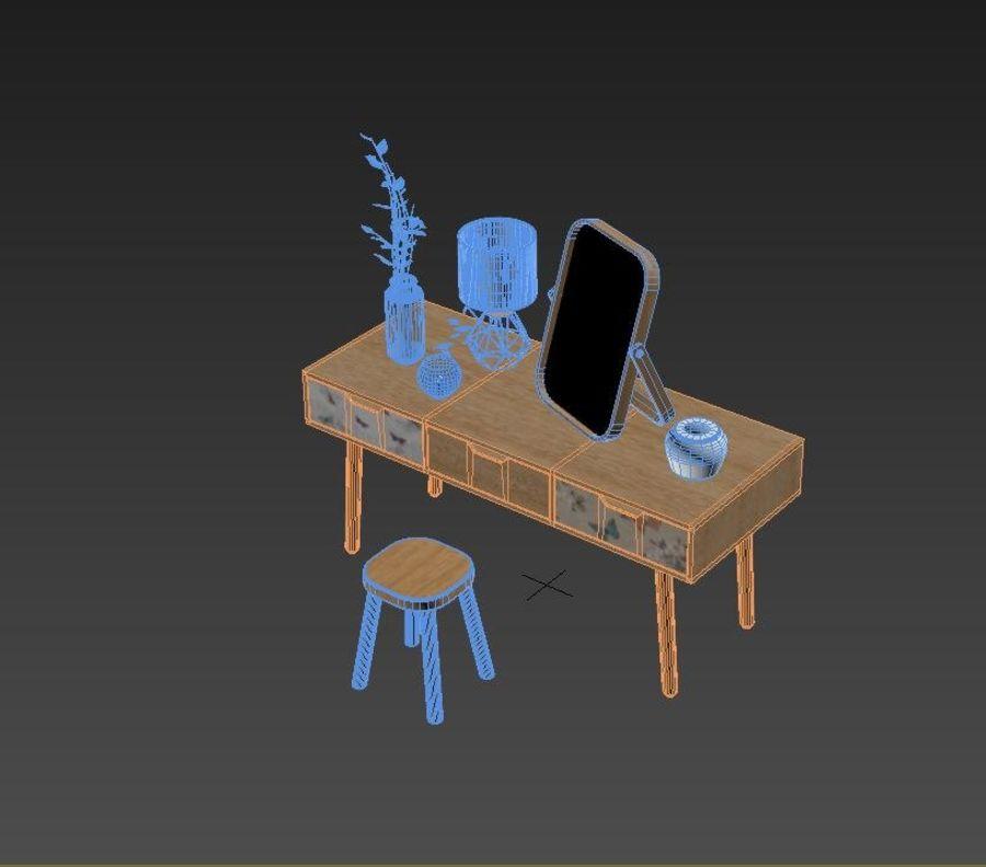 Einrichtung für Kinderzimmer royalty-free 3d model - Preview no. 6