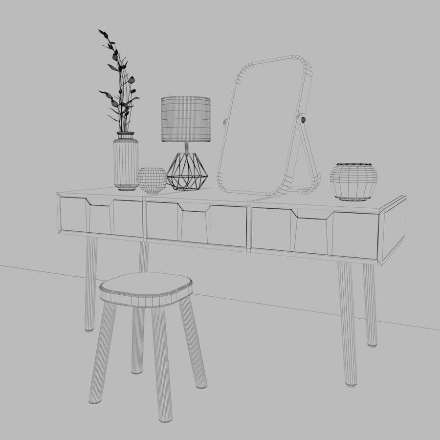 Einrichtung für Kinderzimmer royalty-free 3d model - Preview no. 4