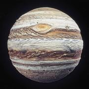 Jupiter High Poly 3d model