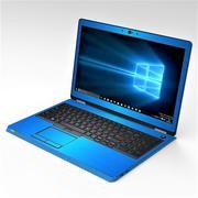 Laptop genérico 3d model